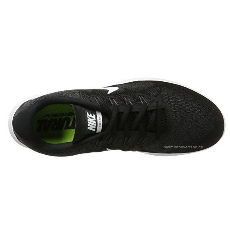 Nike Damen Free Run 2017 schwarz 0002377