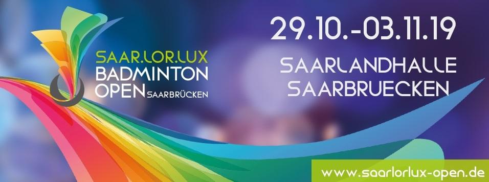Saarlouis Open 2019