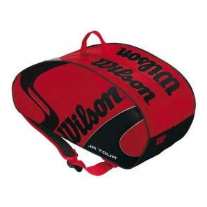 Wilson [K] Tour Junior Six Racket Bag