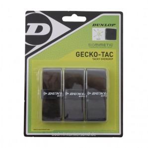 Dunlop Gecko Tac Overgrip schwarz oder weiß
