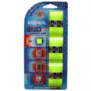 Karakal Overgrip 3er Nano 60 - weiß