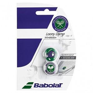 Babolat Loony Damp X2 Wimbledon Vibrationsdämpfer