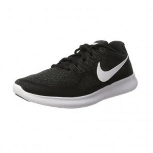 Nike Herren Free Run 2017 schwarz