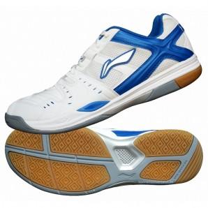 Li-Ning Badmintonschuh Professional Blue X