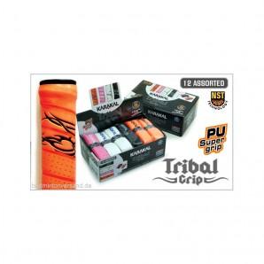 Karakal PU Tribal Super Grip - orange