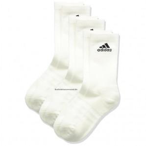 Adidas Crew Socken mit adidas Performance Logo, 3er Pack, lang L