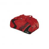 Wilson [K] ECO Pro Tour Duffle Bag Rot