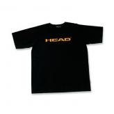 HEAD Herren/Damen T-Shirt schwarz (204436)