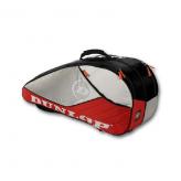 Dunlop AeroGel 4D 6er Racket Bag Rot