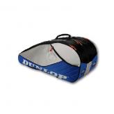 Dunlop AeroGel 4D 10 Racket Bag Blau