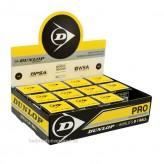 Dunlop Squashball Pro 12 Stück