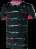 VICTOR Shirt Games Unisex black - 6659 M