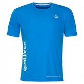 Oliver Active T-Shirt blau Gr. XXL