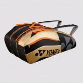 Yonex Tournament Active Bag 8529 - schwarz/gold