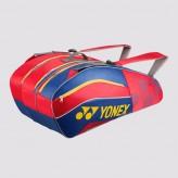 Yonex Tournament Active Bag 8529 - blau/rot