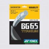 Yonex BG 65 Ti Set 10 m