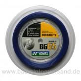 Yonex BG 65 200 m - blau