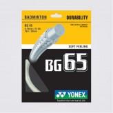 Yonex BG 65 Set 10 m - gelb