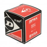 Dunlop Squashball Progress
