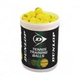 Dunlop Traings-Bälle 60 St. im Eimer
