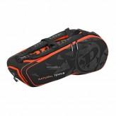 Dunlop Revolution NT 8er Schlägertasche - Schwarz, Orange