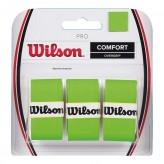 Wilson Pro Overgrip - grün 3er Pack