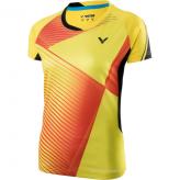 Victor Shirt Games Female yellow 6357