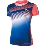 Victor Shirt Malaysia Female blue 6337