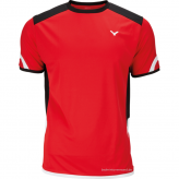 Victor T-Shirt Function Unisex rot 6737