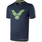 Victor T-Shirt blau 6477