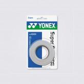 Yonex Overgrip AC102 3er Pack - weiß