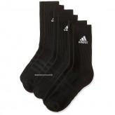 Adidas Crew Socken mit adidas Performence Logo, 3er Pack, lang